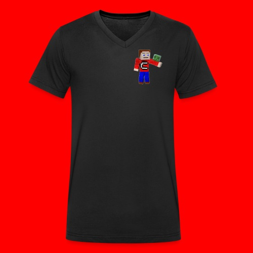 Official COOLKILLER T-Shirts - Men's Organic V-Neck T-Shirt by Stanley & Stella