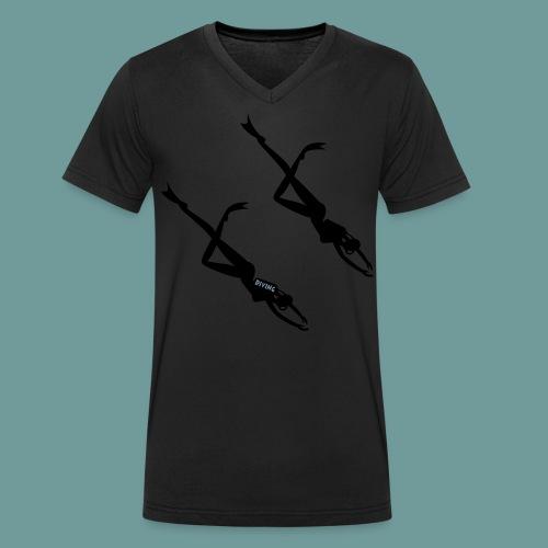 scubadiving_girl - T-shirt bio col V Stanley & Stella Homme