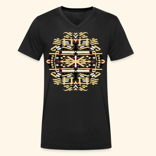 healing - Männer Bio-T-Shirt mit V-Ausschnitt von Stanley & Stella