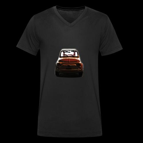 500gold - T-shirt ecologica da uomo con scollo a V di Stanley & Stella