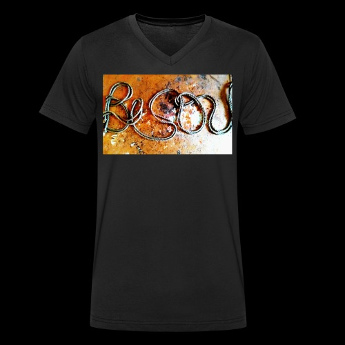 bisou - T-shirt bio col V Stanley & Stella Homme