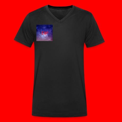 EBP - Men's Organic V-Neck T-Shirt by Stanley & Stella