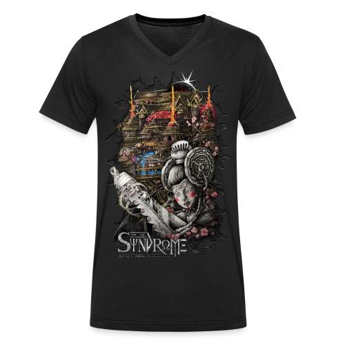 Woman Warrior - T-shirt bio col V Stanley & Stella Homme