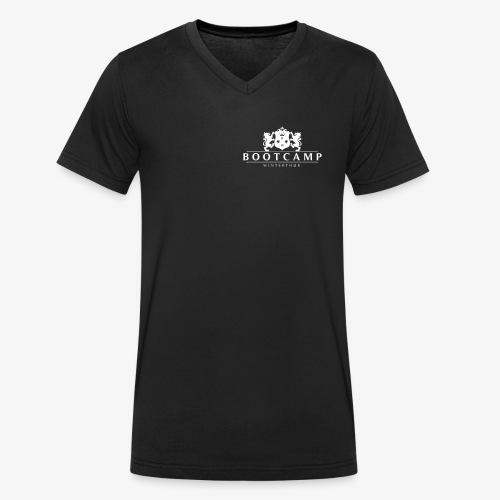 Bootcamp Winterthur - Männer Bio-T-Shirt mit V-Ausschnitt von Stanley & Stella