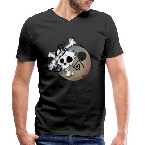 Head Fall - T-shirt bio col V Stanley & Stella Homme