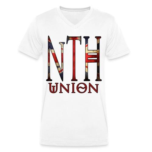 Nth Union - Men's Organic V-Neck T-Shirt by Stanley & Stella