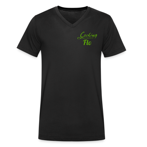 CookingFlo Style - Männer Bio-T-Shirt mit V-Ausschnitt von Stanley & Stella