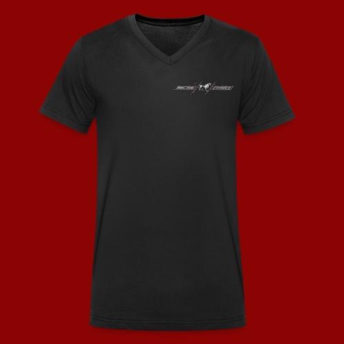 Racing-France - T-shirt bio col V Stanley & Stella Homme