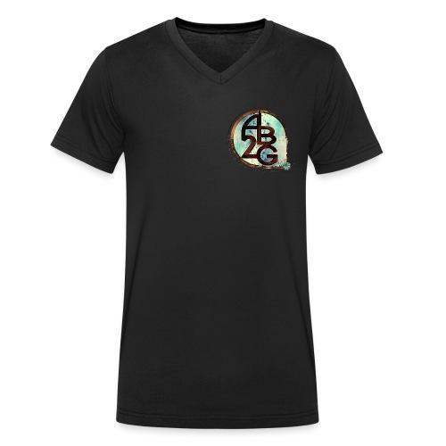 AB2G - T-shirt bio col V Stanley & Stella Homme