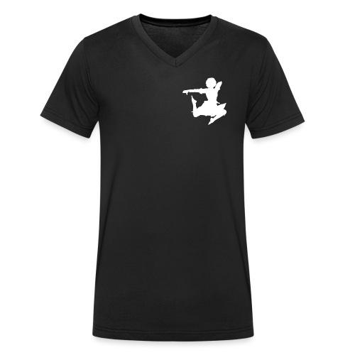 lezginka - Männer Bio-T-Shirt mit V-Ausschnitt von Stanley & Stella