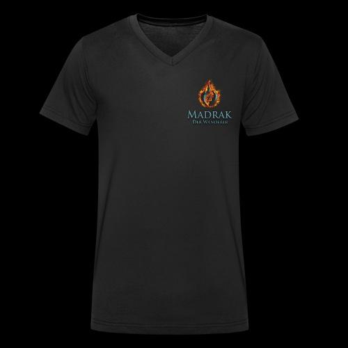 madrak komplett - Männer Bio-T-Shirt mit V-Ausschnitt von Stanley & Stella