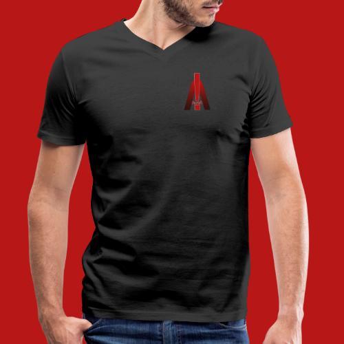 ALPHA - Winner wins! - Männer Bio-T-Shirt mit V-Ausschnitt von Stanley & Stella