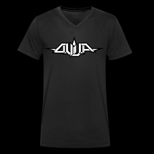 Ouija typo - T-shirt bio col V Stanley & Stella Homme