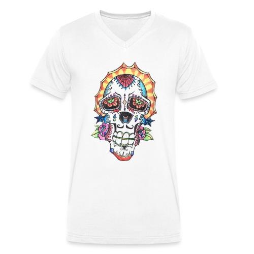 mexicain stoner - T-shirt bio col V Stanley & Stella Homme
