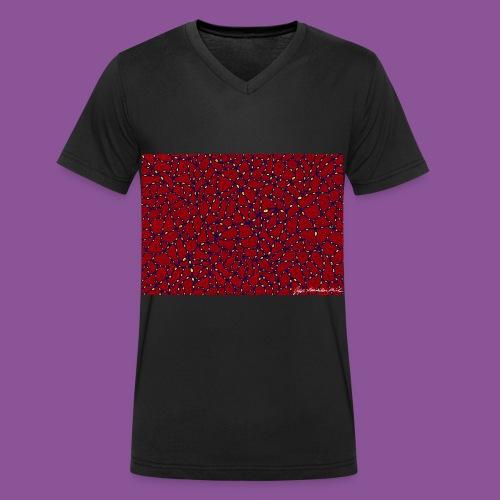 Nervenleiden 35 - Männer Bio-T-Shirt mit V-Ausschnitt von Stanley & Stella