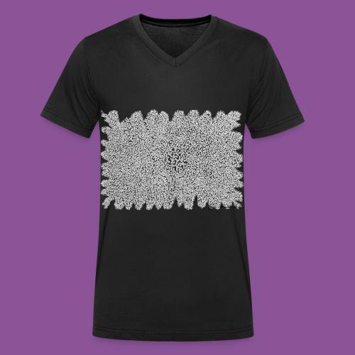 Augenbakterien 6 - Männer Bio-T-Shirt mit V-Ausschnitt von Stanley & Stella