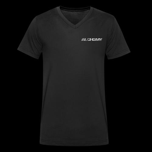 ALCH3MY - T-shirt bio col V Stanley & Stella Homme