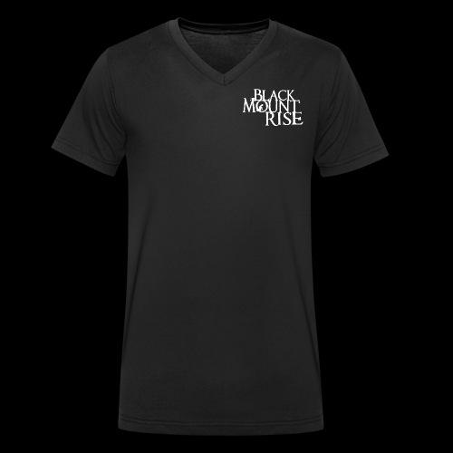 BMR Schriftzug png ws - Männer Bio-T-Shirt mit V-Ausschnitt von Stanley & Stella