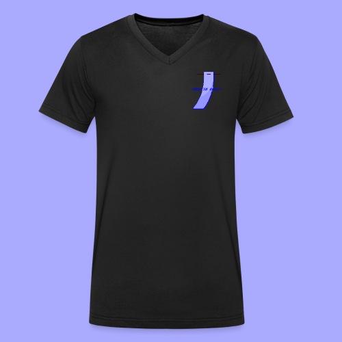 Gogatsu Games 8-bit - Økologisk Stanley & Stella T-shirt med V-udskæring til herrer
