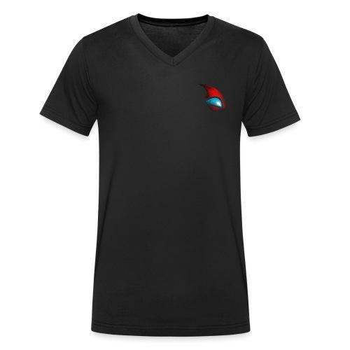 Unbenannt 1 png - Männer Bio-T-Shirt mit V-Ausschnitt von Stanley & Stella