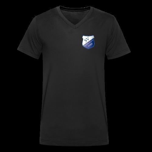 sv-wappen-modern-ohne - Männer Bio-T-Shirt mit V-Ausschnitt von Stanley & Stella