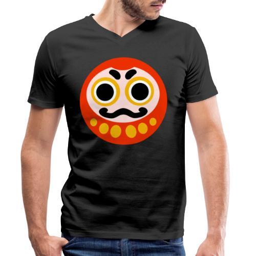 DARUMA - T-shirt bio col V Stanley & Stella Homme