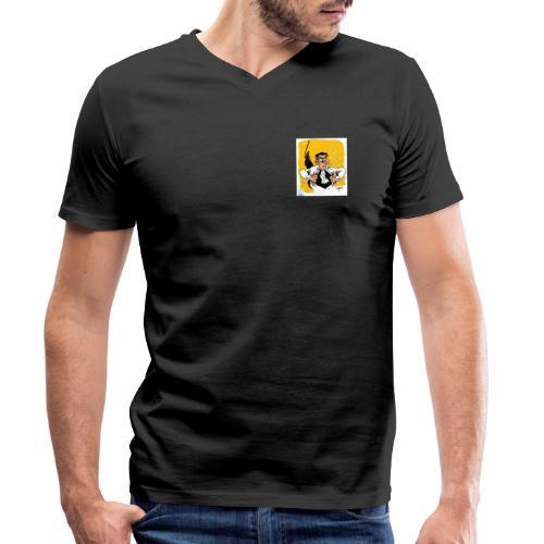 Super Avocat - T-shirt bio col V Stanley & Stella Homme