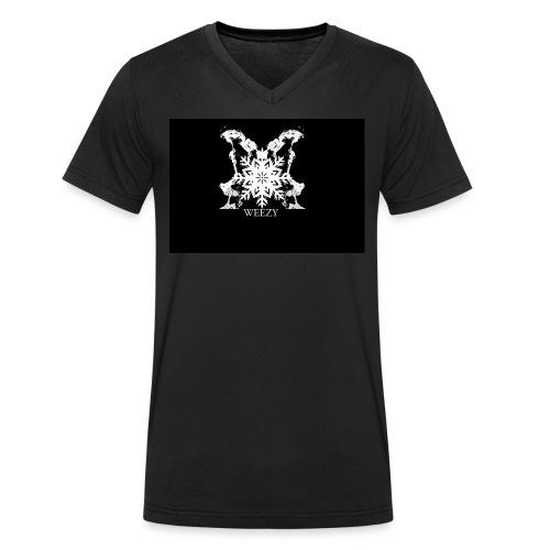 Weezy Kopie jpg - Männer Bio-T-Shirt mit V-Ausschnitt von Stanley & Stella