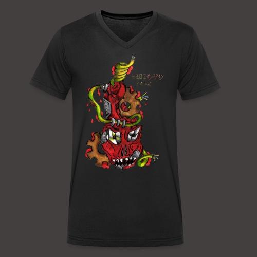 BIOMECANIC PEAR - T-shirt bio col V Stanley & Stella Homme