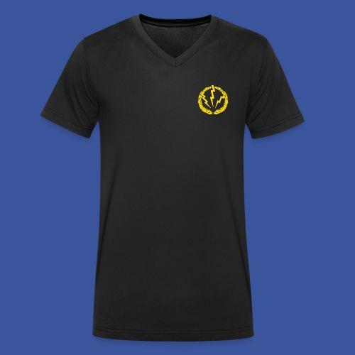 RLC Logo - Ekologisk T-shirt med V-ringning herr från Stanley & Stella