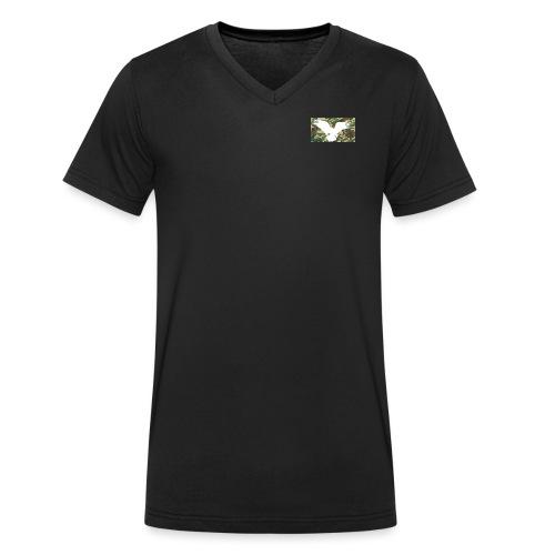 IMG 20161017 020743 edit edit png - Männer Bio-T-Shirt mit V-Ausschnitt von Stanley & Stella