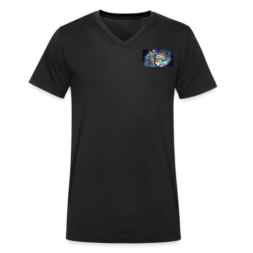 l'Olympe - T-shirt bio col V Stanley & Stella Homme