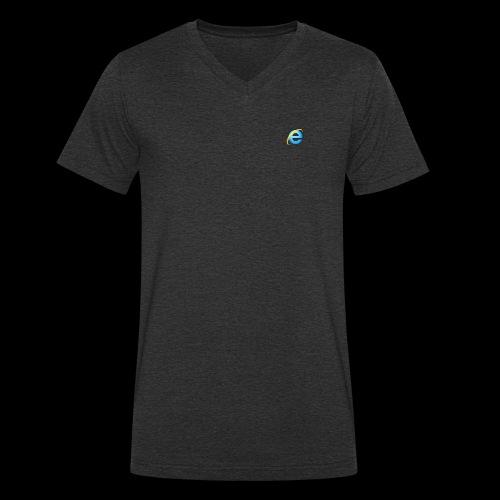 Explorer - Men's Organic V-Neck T-Shirt by Stanley & Stella