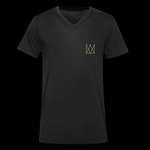 ♛ Legatio ♛ - Men's Organic V-Neck T-Shirt by Stanley & Stella