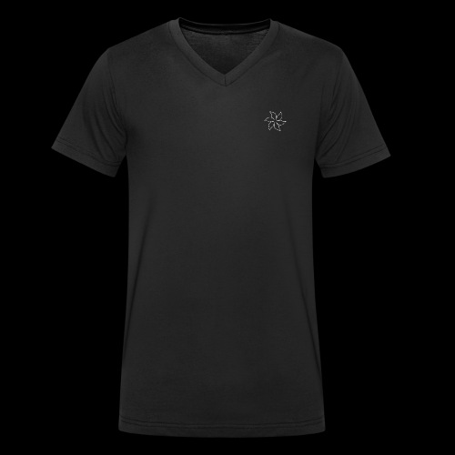 DATURA - Men's Organic V-Neck T-Shirt by Stanley & Stella