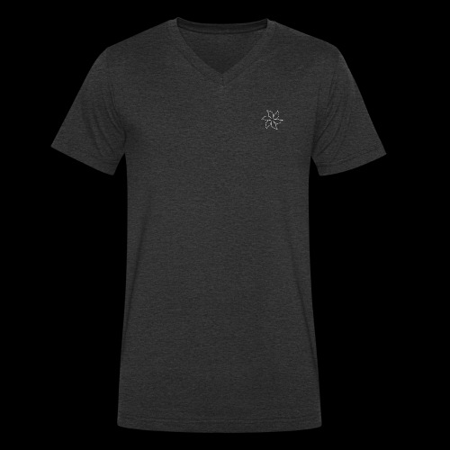 DATURA - Men's Organic V-Neck T-Shirt by Stanley & Stella