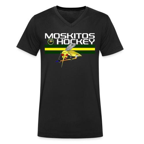 Mosktios Hockey ohne nr png - Männer Bio-T-Shirt mit V-Ausschnitt von Stanley & Stella