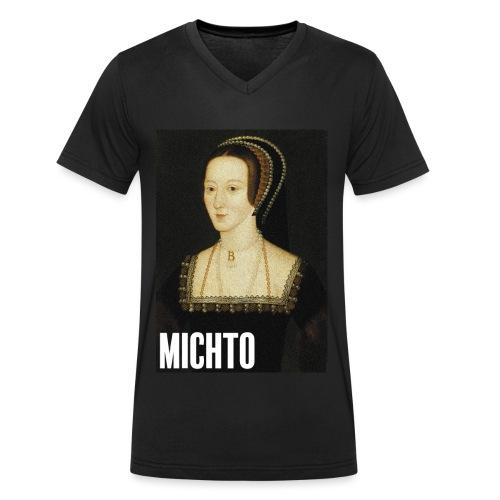 Anne Boleyn - T-shirt bio col V Stanley & Stella Homme