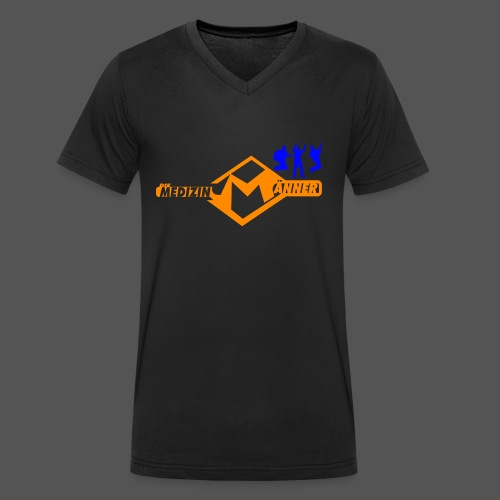 Spring - Männer Bio-T-Shirt mit V-Ausschnitt von Stanley & Stella