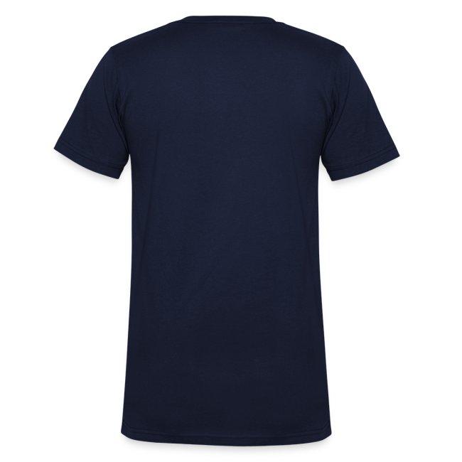 Vorschau: Hundebesitzer - Männer Bio-T-Shirt mit V-Ausschnitt von Stanley & Stella