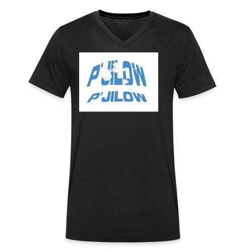 PjilowFONDB00101 jpg - T-shirt bio col V Stanley & Stella Homme