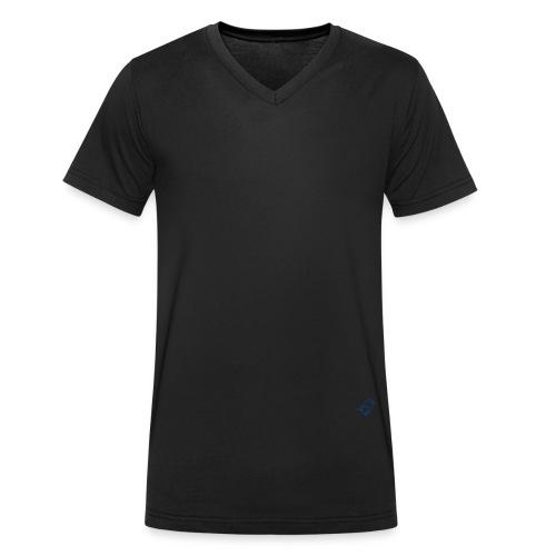 Sei einzigartig Männer T-Shirt - Männer Bio-T-Shirt mit V-Ausschnitt von Stanley & Stella