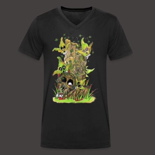 Ivy Death - T-shirt bio col V Stanley & Stella Homme