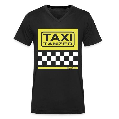 Taxitänzer - Männer Bio-T-Shirt mit V-Ausschnitt von Stanley & Stella