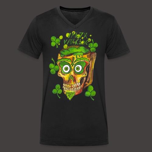 St Patrick - T-shirt bio col V Stanley & Stella Homme