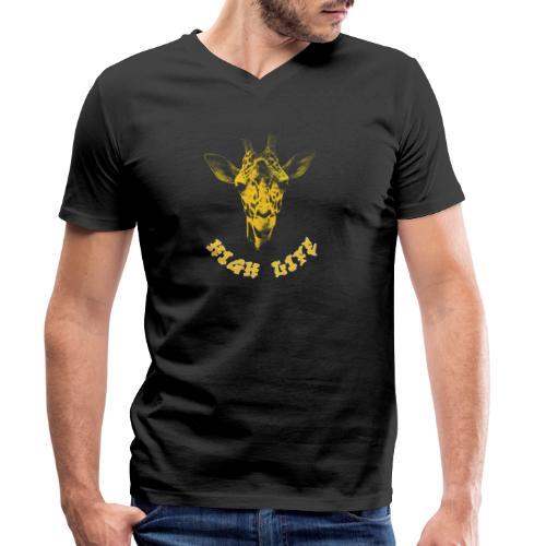 highlife - Männer Bio-T-Shirt mit V-Ausschnitt von Stanley & Stella