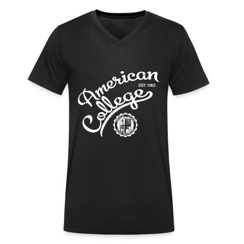 ACS Swash - Men's Organic V-Neck T-Shirt by Stanley & Stella