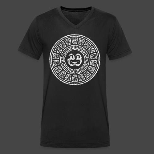 23MAYA2K19 - T-shirt ecologica da uomo con scollo a V di Stanley & Stella