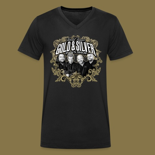 113313864 136086779 113313864 16756892 no name ori - Men's Organic V-Neck T-Shirt by Stanley & Stella