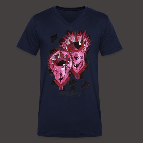 Gemeaux original - T-shirt bio col V Stanley & Stella Homme
